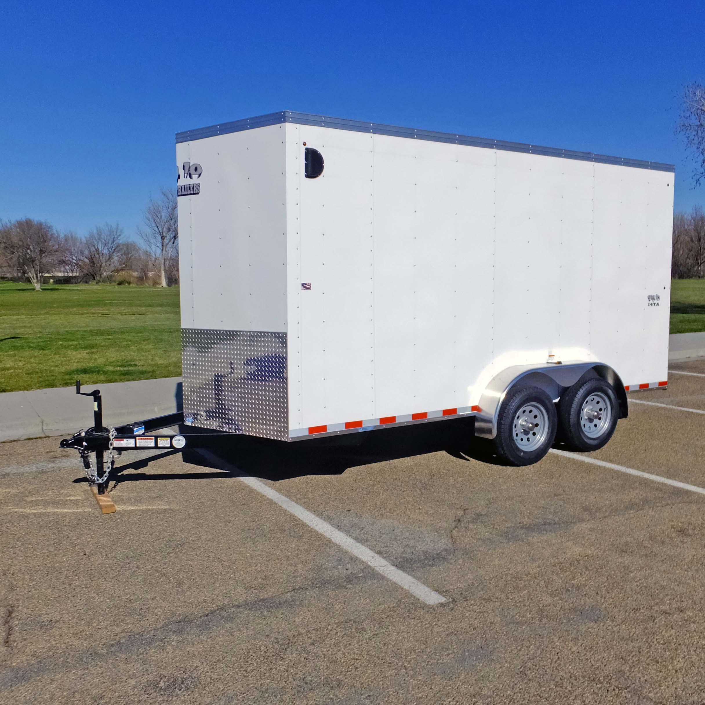 Single Axle Tandem : Big trailers tandem axle cargo